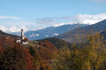 Dorf in Südtirol