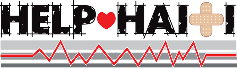 Help Haiti Banner 2