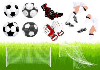 Football objects