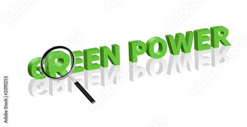 green power search