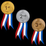 Prize Medals poster