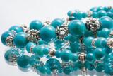 Fototapety turquoise beads