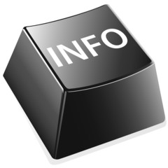 Info - Tastaturtaste