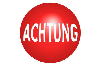 Achtung|Attention|