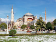 Winter at  Hagia Sophia