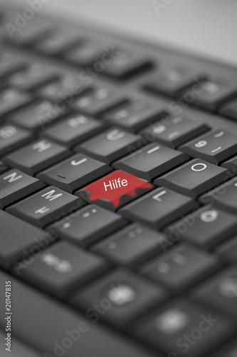 Tastatur Keyboard © Matthias Buehner