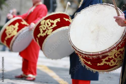 traditional turkish drummer