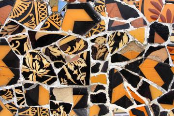 Barcelona mosaic
