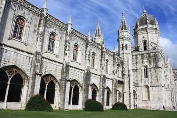 Monasterio de Jeronimos in Belem - Lisbon