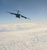 Fototapeta samoloty - odrzutowiec - Samolot