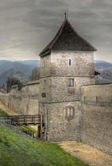 Defence wall