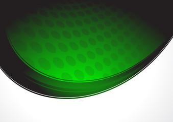 Vector bright template