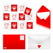 Envelopes Set 2 - Love