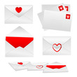 Envelopes Set 1 - Love
