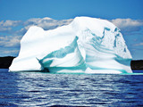 Ice Berg in Newfoundland poster