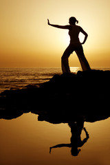 Yoga en Silueta