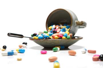 surabondance des médicaments