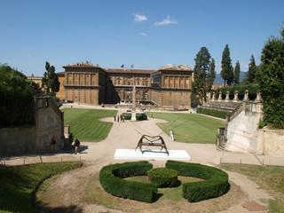 Boboli Gardens  and palazzo Pitti - Florence, Tuscany