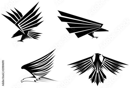 Eagle Tattoos on Eagle Tattoos    Seamartini Graphics  20184690   Ver Portfolio