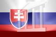 Flag of Slovakia government