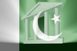 Flag of Pakistan government