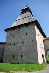 Tower of The Pskov Kremlin