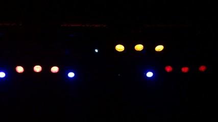 lumières de scène