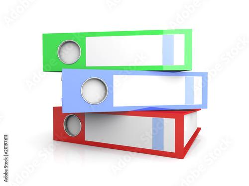 bunte aktenordner von spectral design lizenzfreies foto 20197611 auf. Black Bedroom Furniture Sets. Home Design Ideas