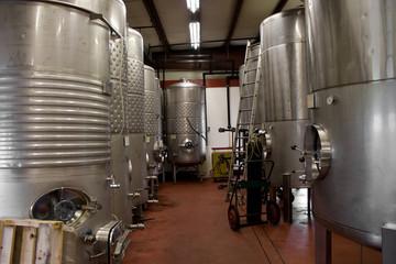 Aluminum Wine Barrels