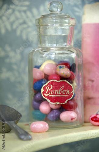 Bonbon Glas
