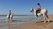 equitation en vacances