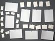 white photo paper
