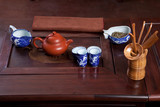 Traditional tea house