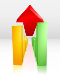 Diagramm Umsatzsteigerung