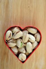 Love Those Pistachio Nuts