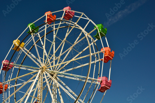 Canvas Carnaval Ferris Wheel