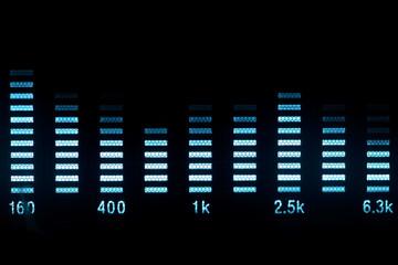 music waveform