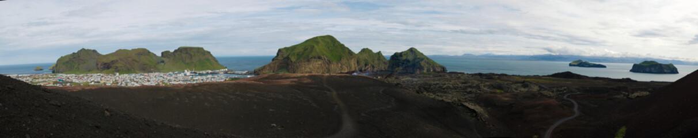 Panorama de Heimaey 1
