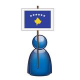 Pancarta Kosovo poster