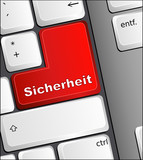 sicherheit keyboard