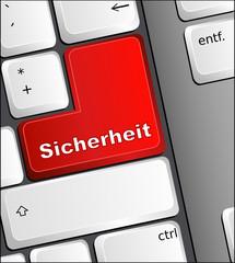 sicherheit keyboard