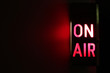 On Air Sign Horizontal - 20220845