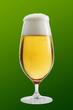 Bier im Grünen