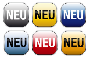 Neu Button Kollektion