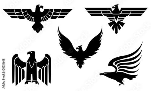 Eagle Tattoos on Eagle Tattoos    Seamartini Graphics  20231643   Voir Le Portfolio