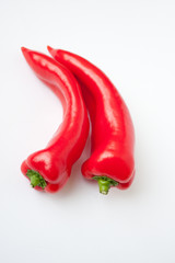 red long peppers