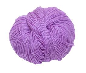 Purple ball of yarn