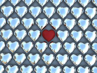 Valentine coeur
