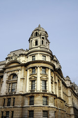 Classical London building