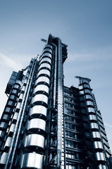lloyds building in londo